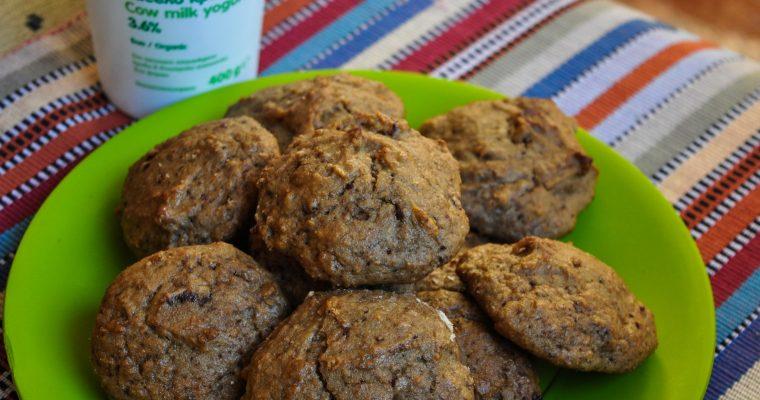 Меки бисквити с фурми